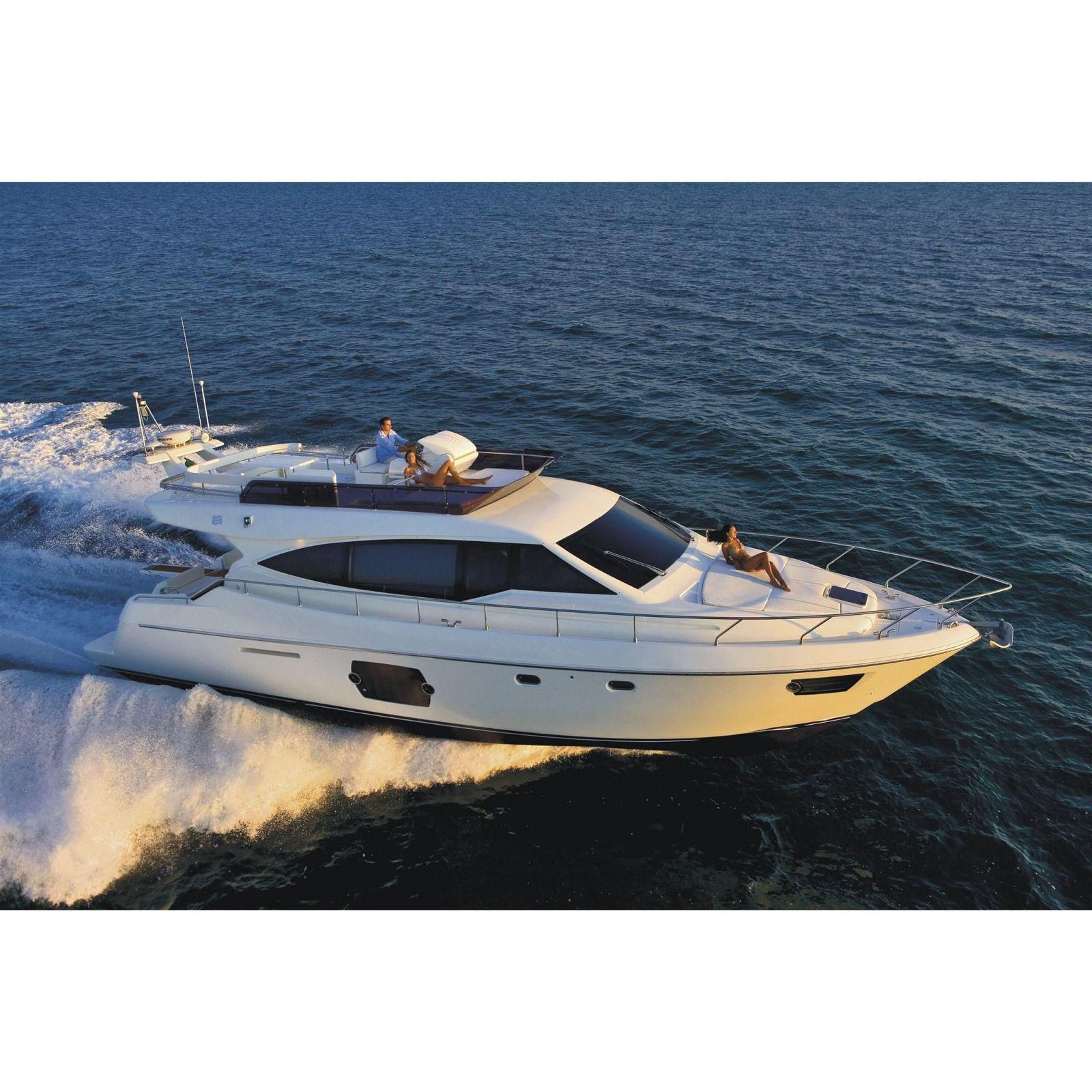 used ferretti 530 yacht for sale