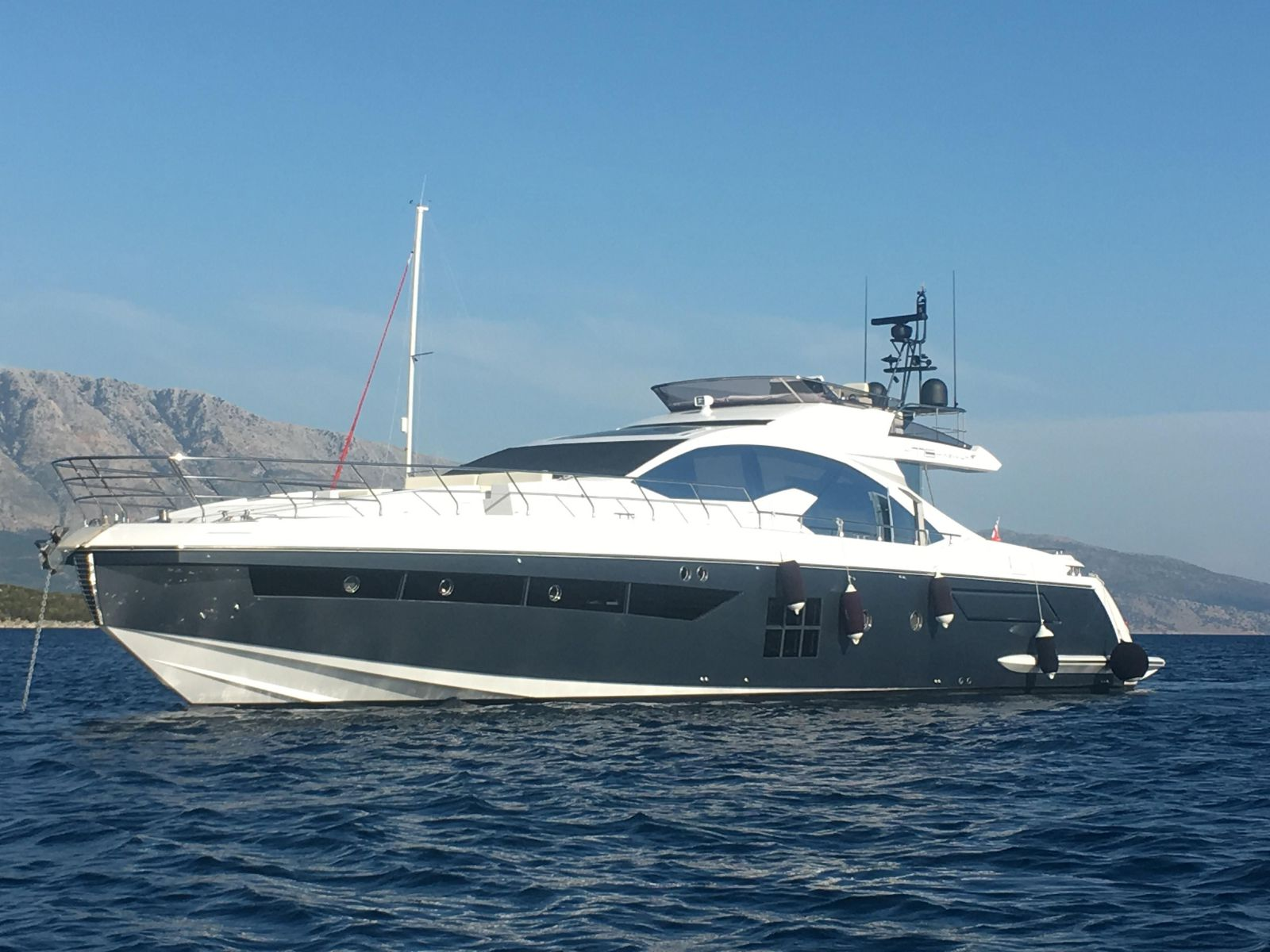 used Azimut 77 S yacht for sale