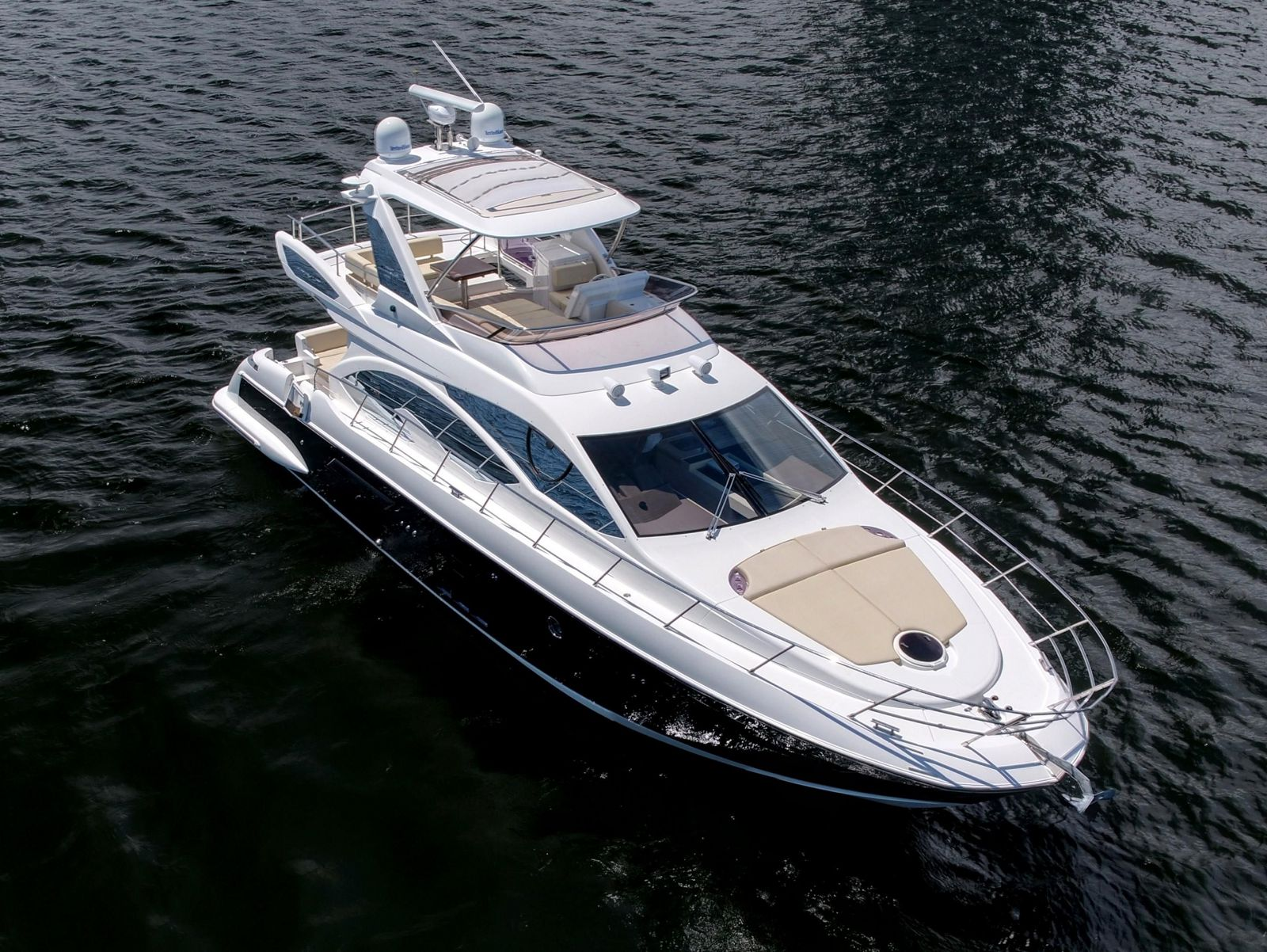 used Azimut 54 Flybridge yacht for sale