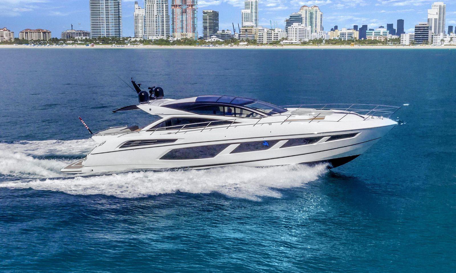 used Sunseeker 68 predator yacht for sale
