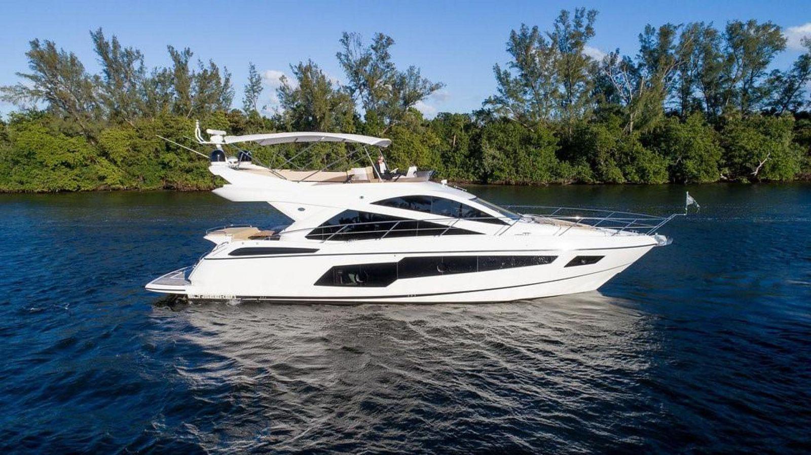 used Sunseeker 55 Manhattan yacht for sale