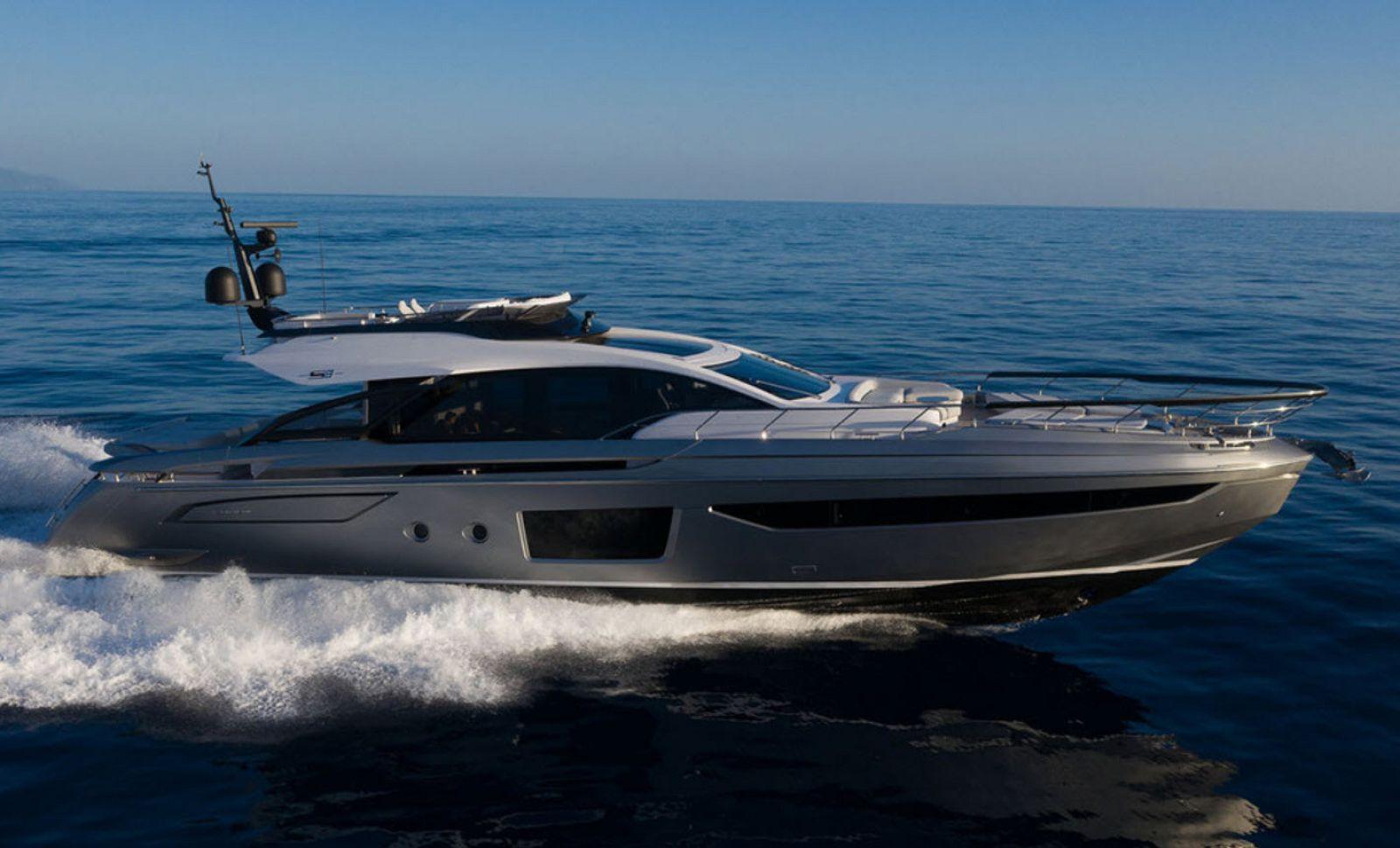 used azimut S8 yacht