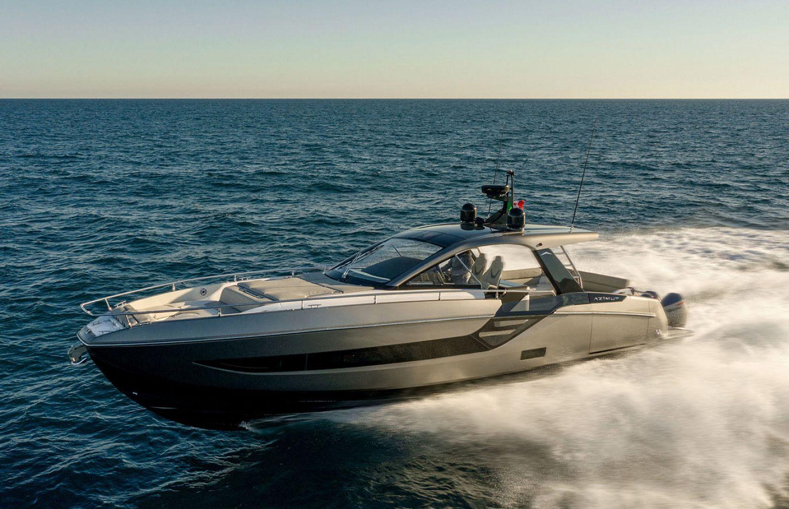 azimut 42 verve yacht for sale