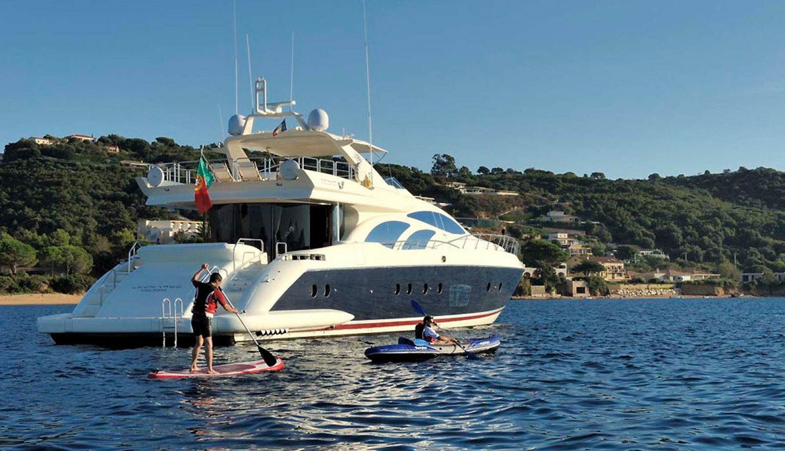 used azimut 98 leonardo yacht for sale