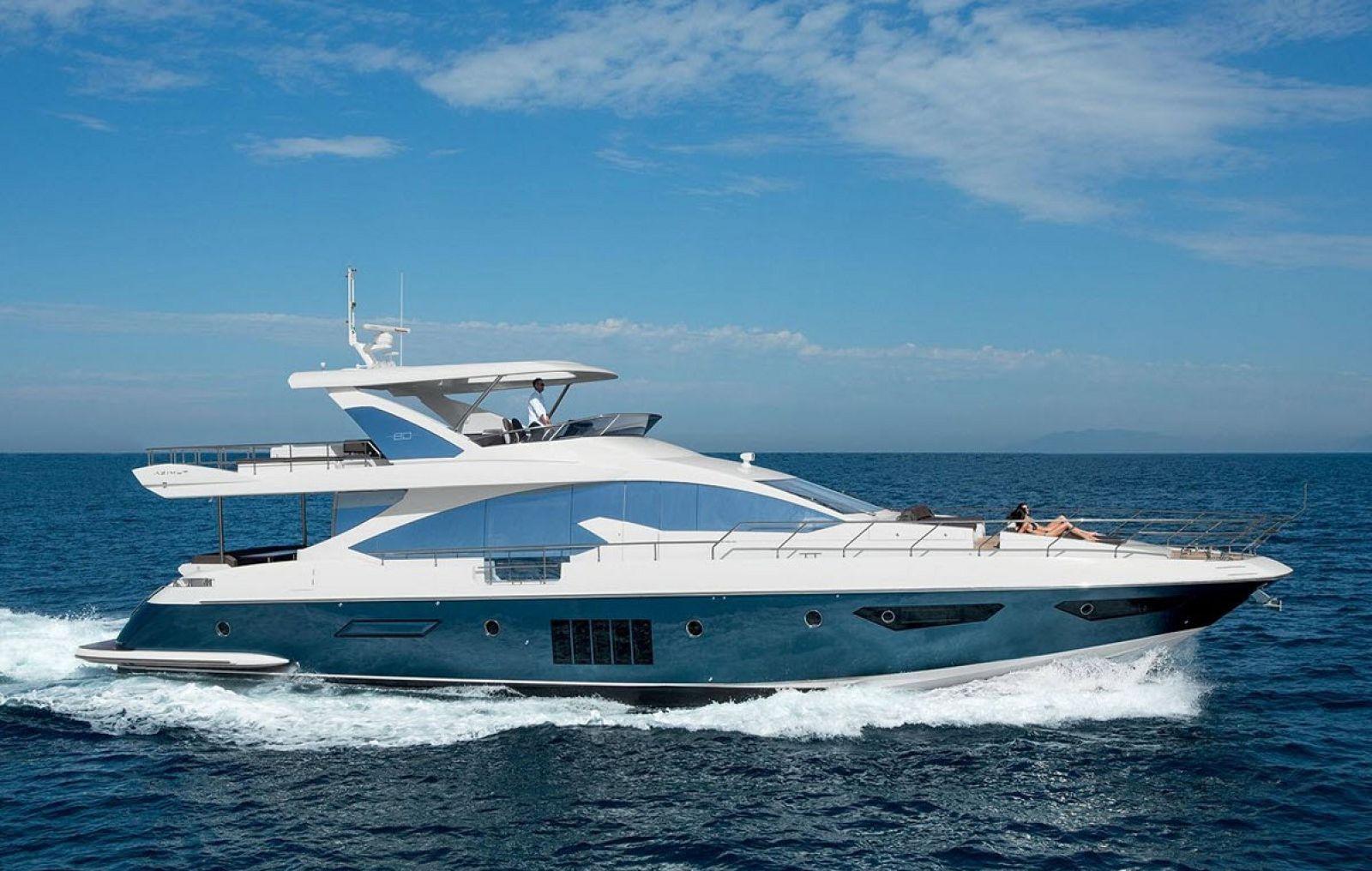 azimut 88 yacht for sale