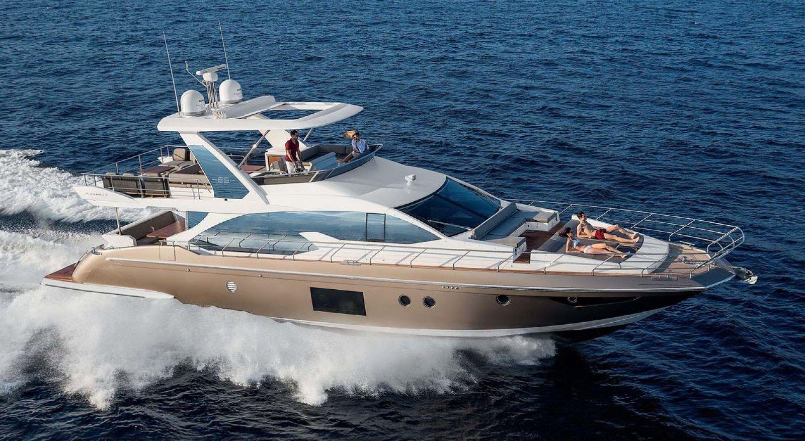 azimut 65 yacht for sale