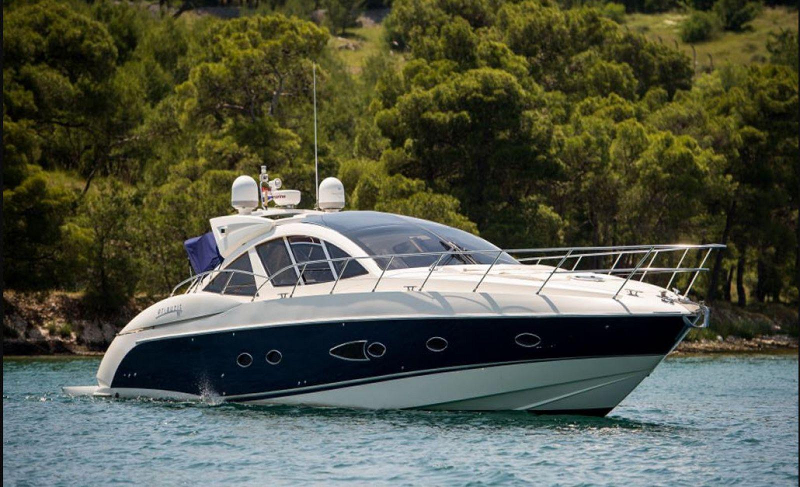 azimut atlantis 54 yacht for slae