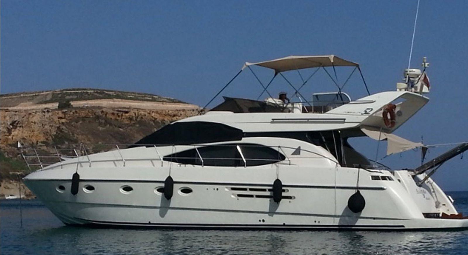 azimut yachts 52