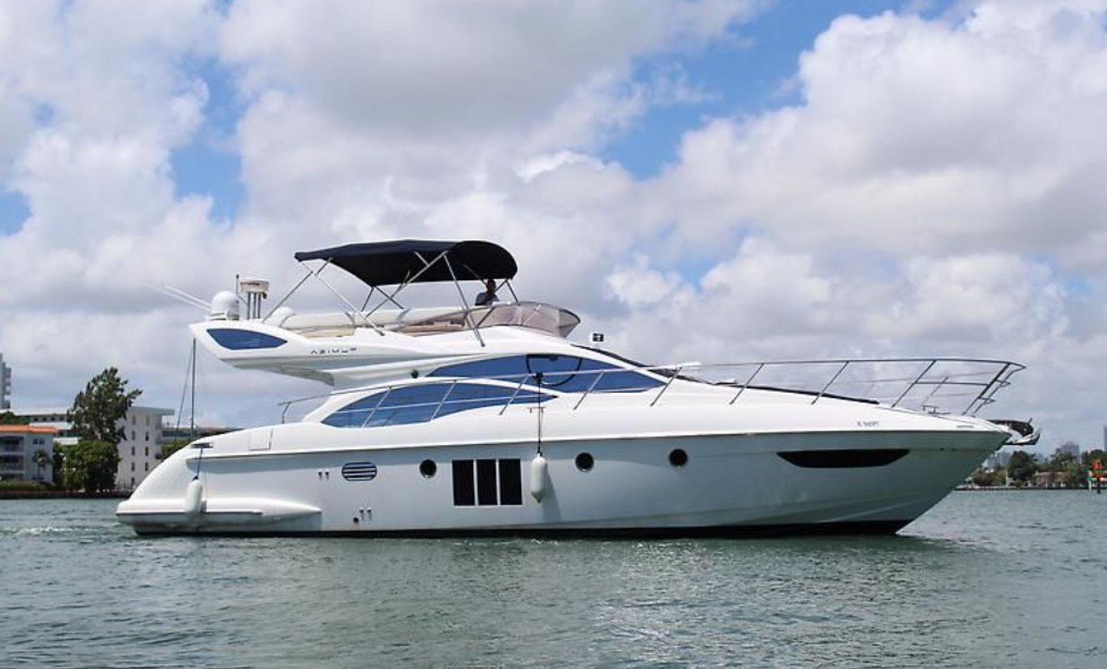 azimut 48 yacht for sale