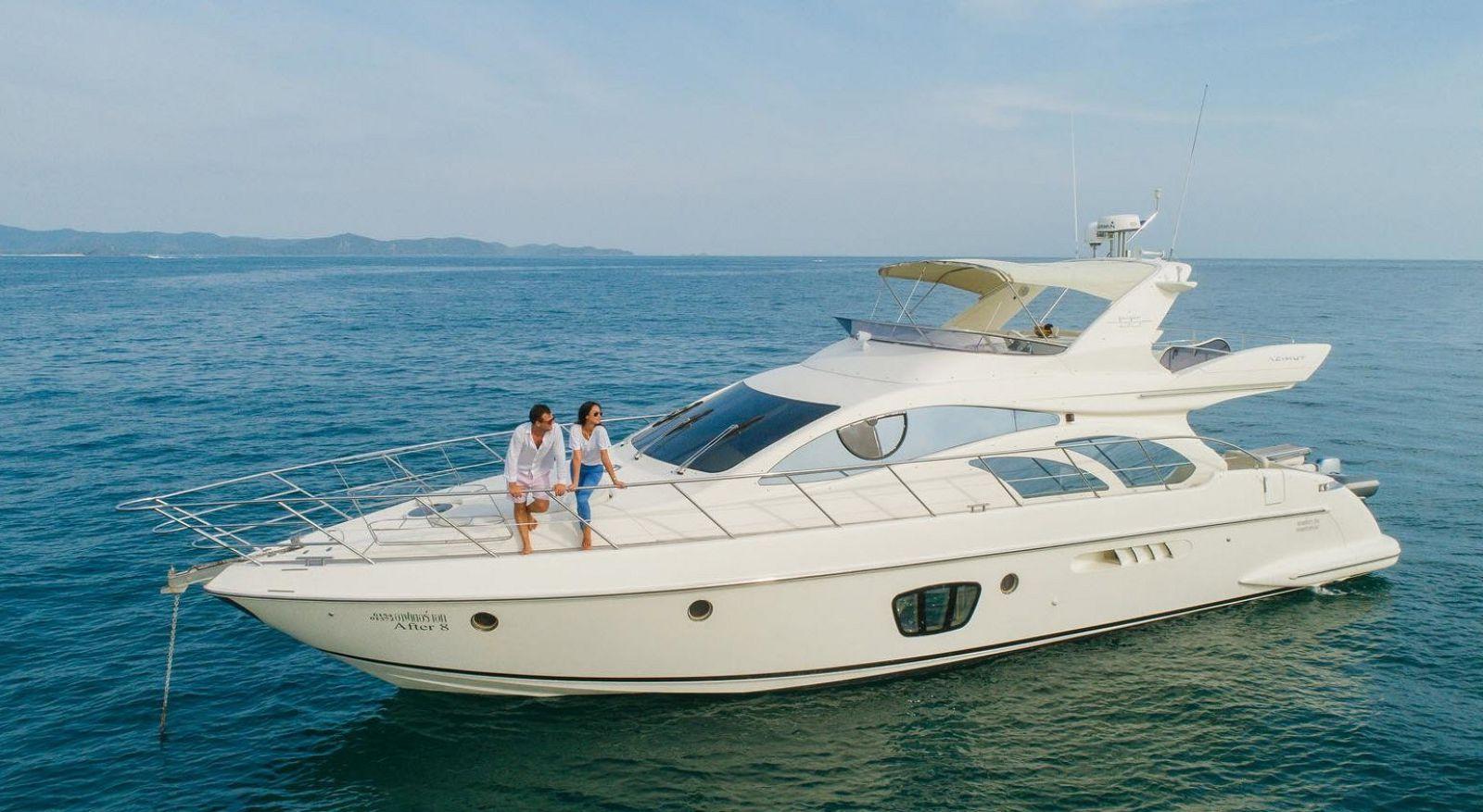 Azimut 55 Evolution Yacht For Sale