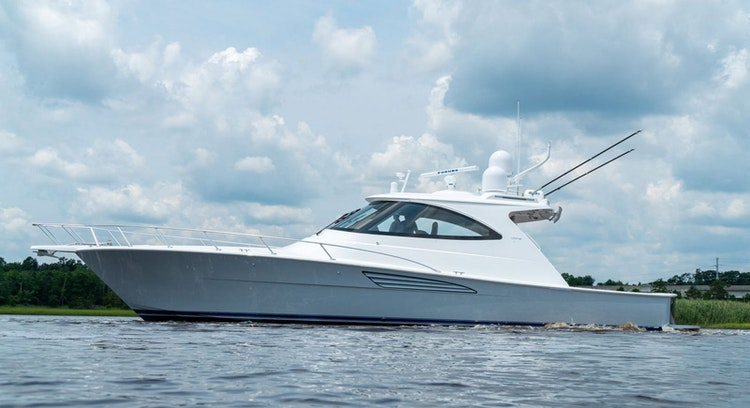 Viking Yachts 54 Sport Coupe New Model