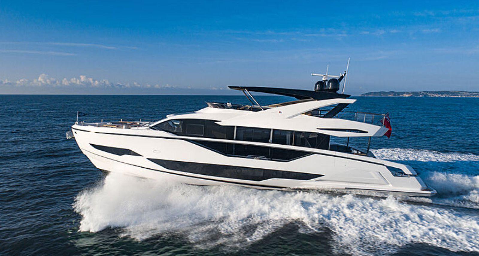 sunseeker 90 ocean yacht for sale