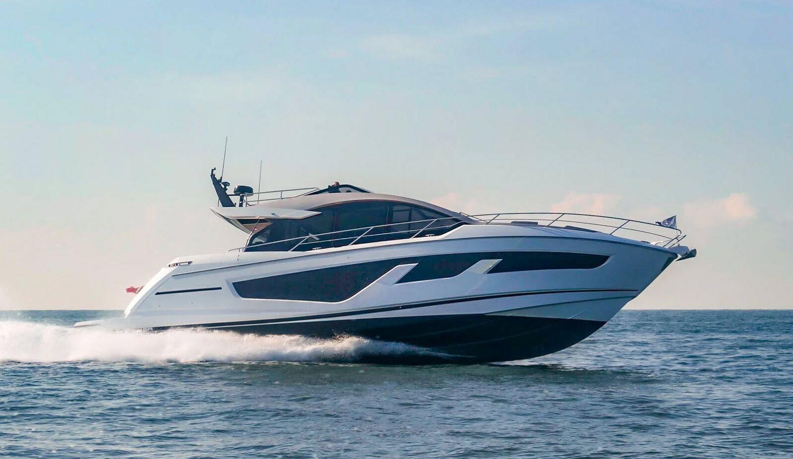sunseeker 65 sport yacht for sale