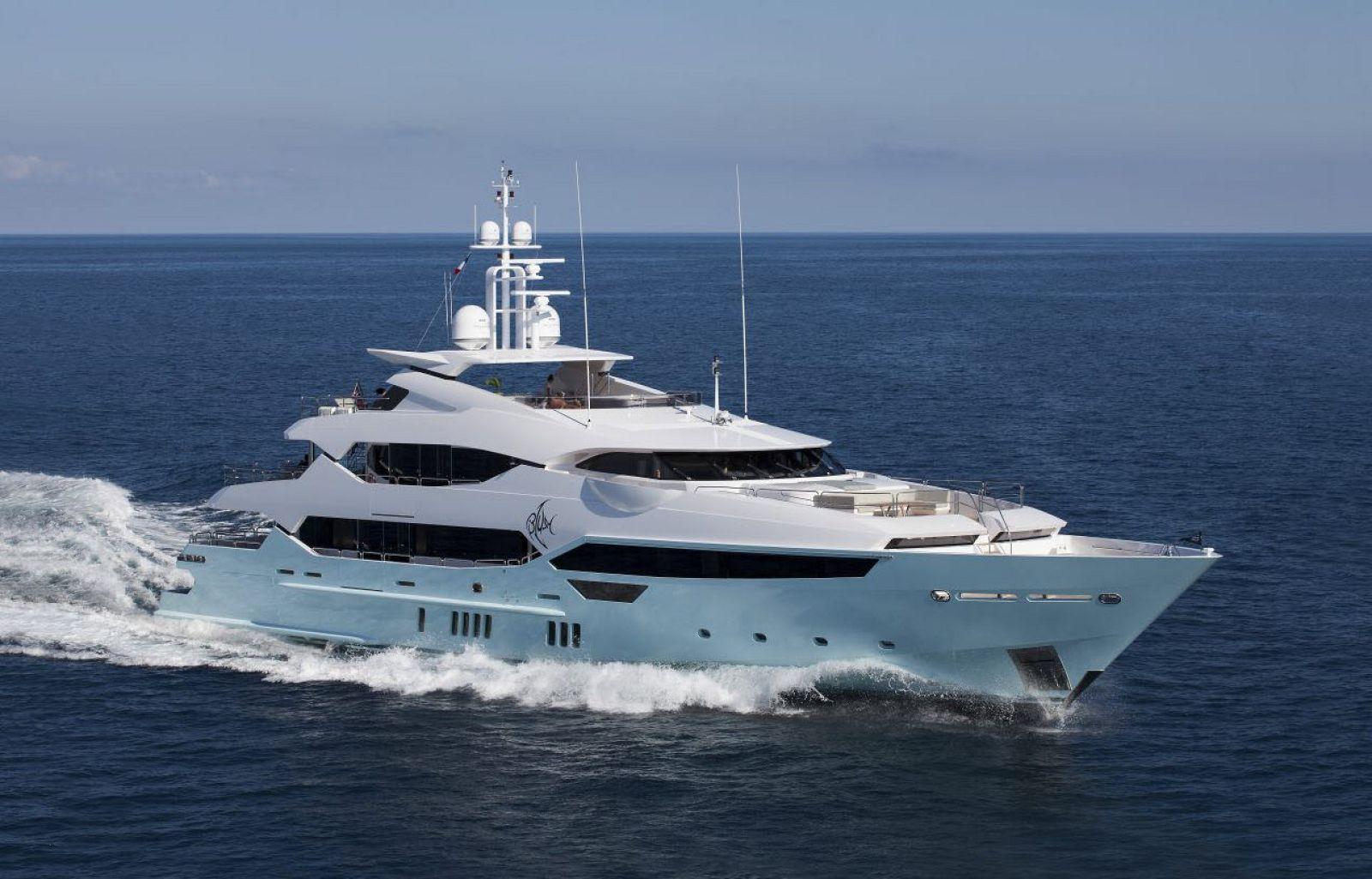 sunseeker yachts 155