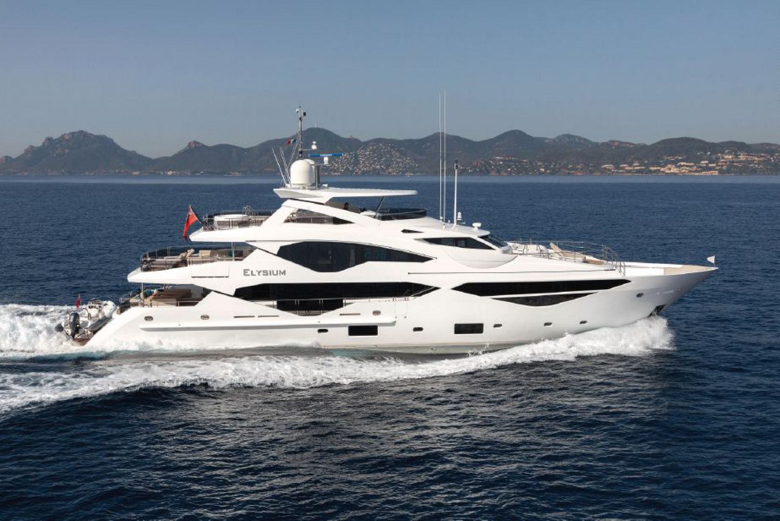 used sunseeker 131 yacht for sale