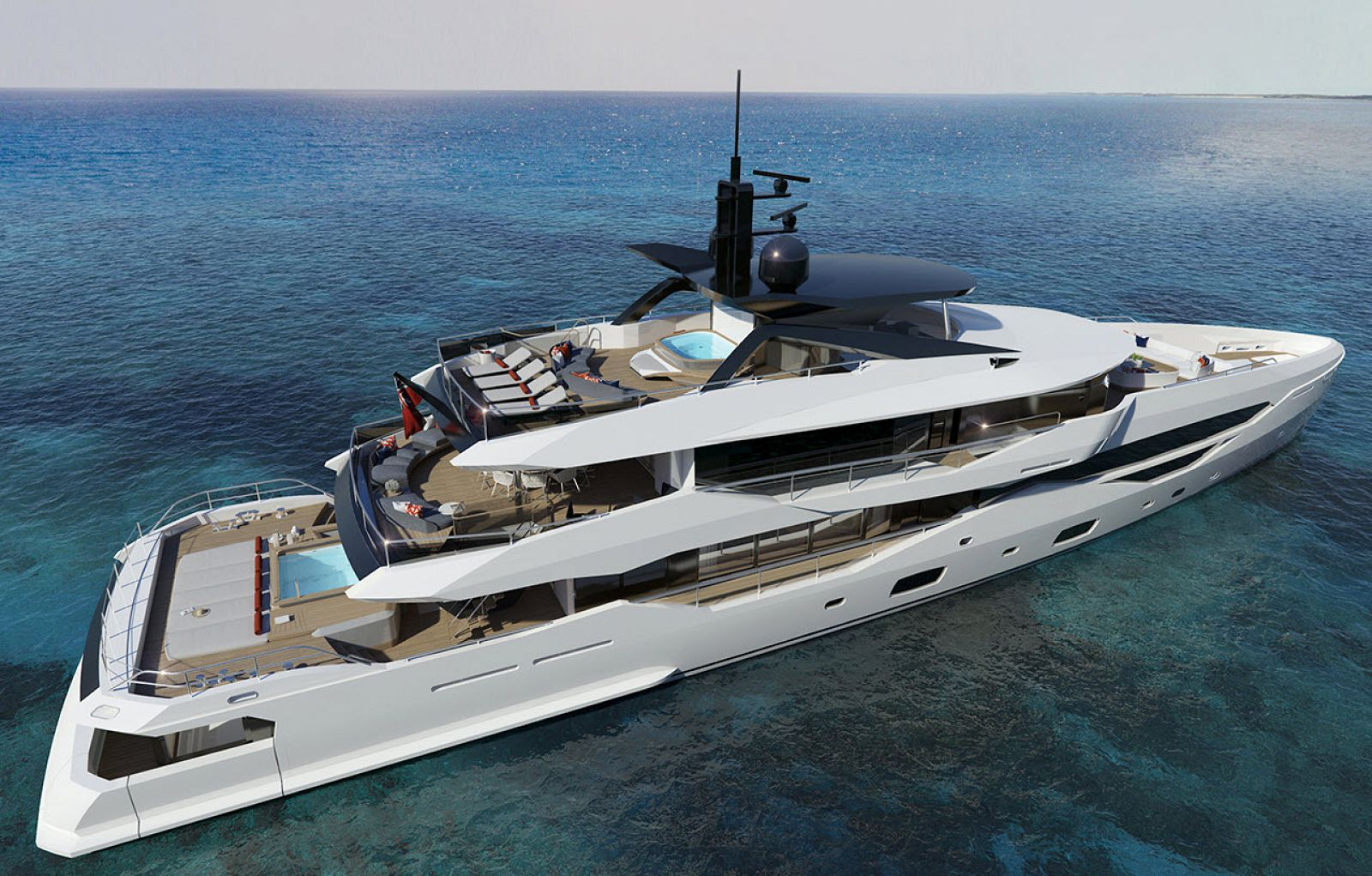 sunseeker yachts 50m