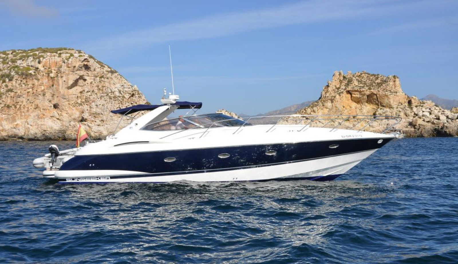 sunseeker yachts 44