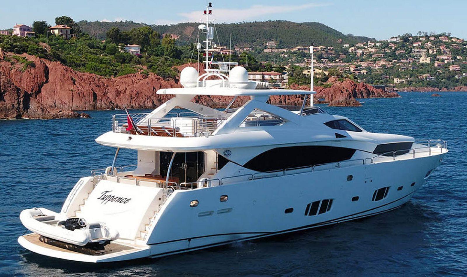sunseeker yachts 30m