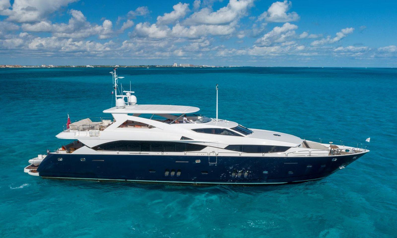 sunseeker yachts 34m