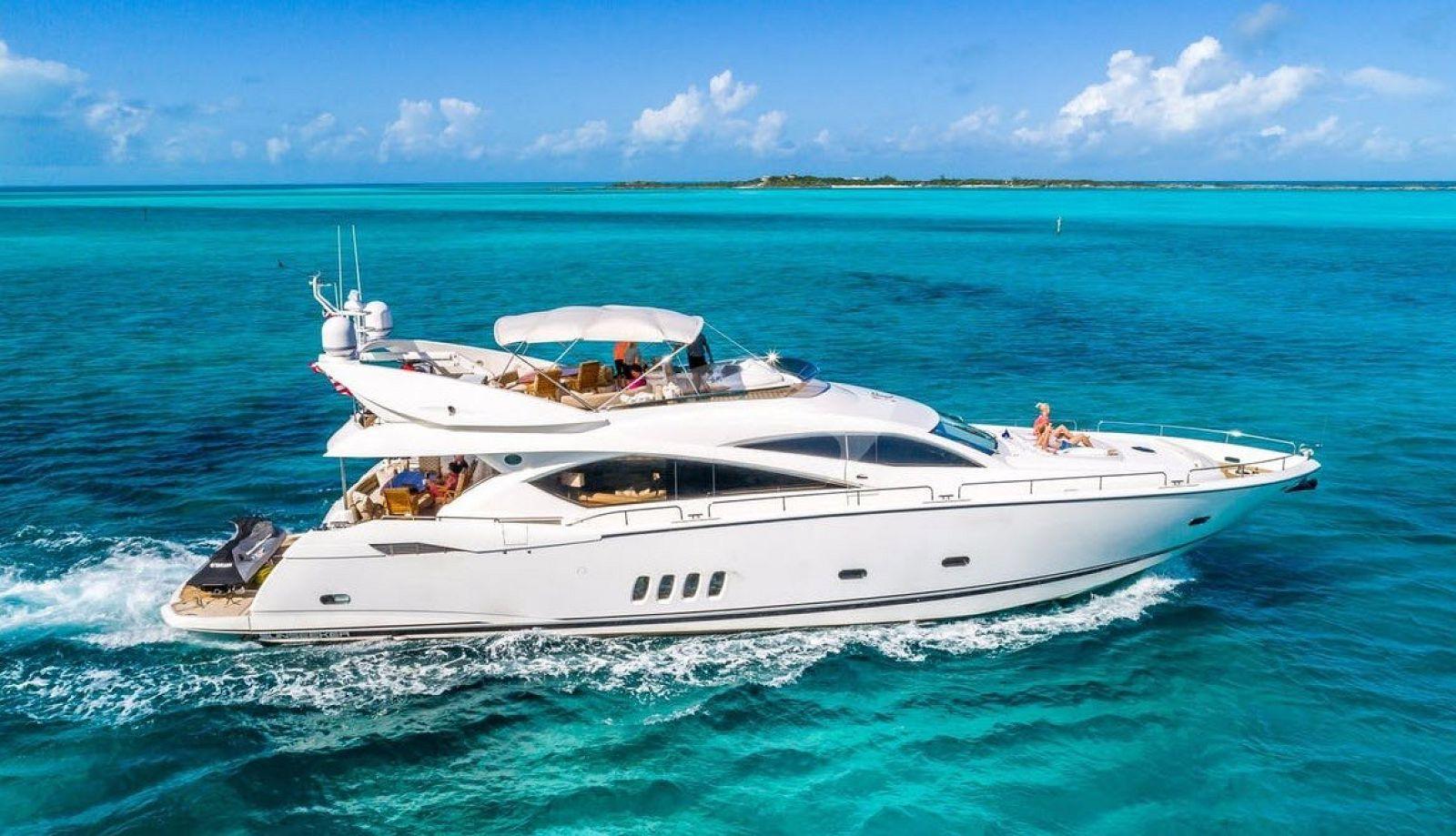 sunseeker 82 motor yacht for sale