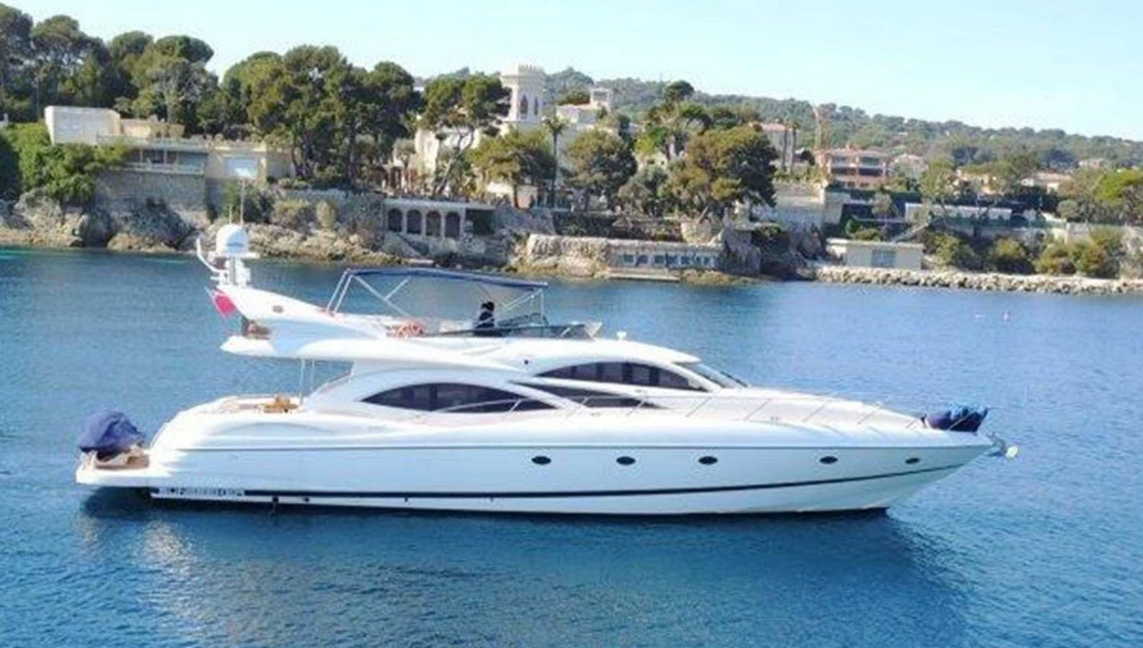 sunseeker 74 manhattan yachts