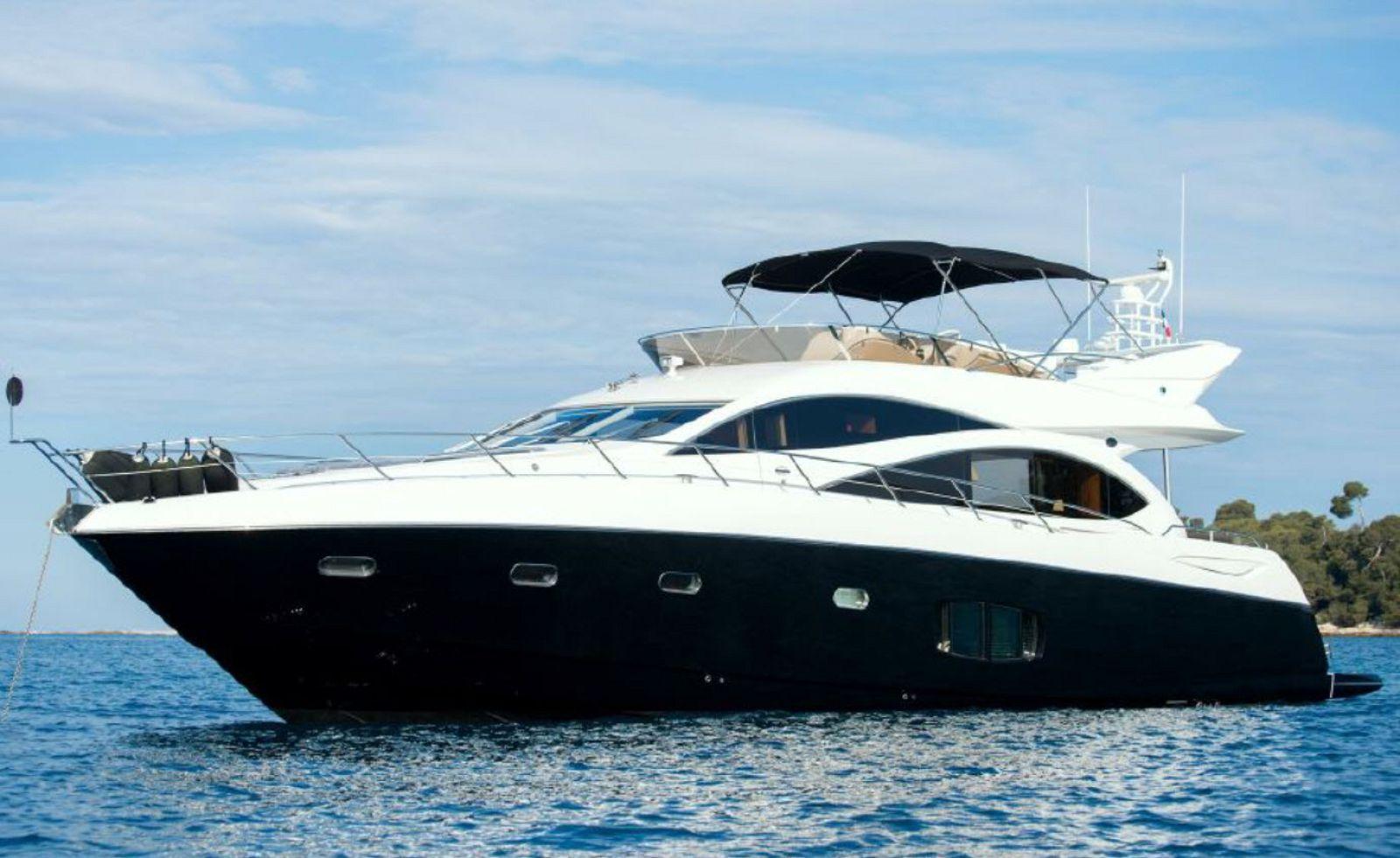 sunseeker manhattan 70 yacht