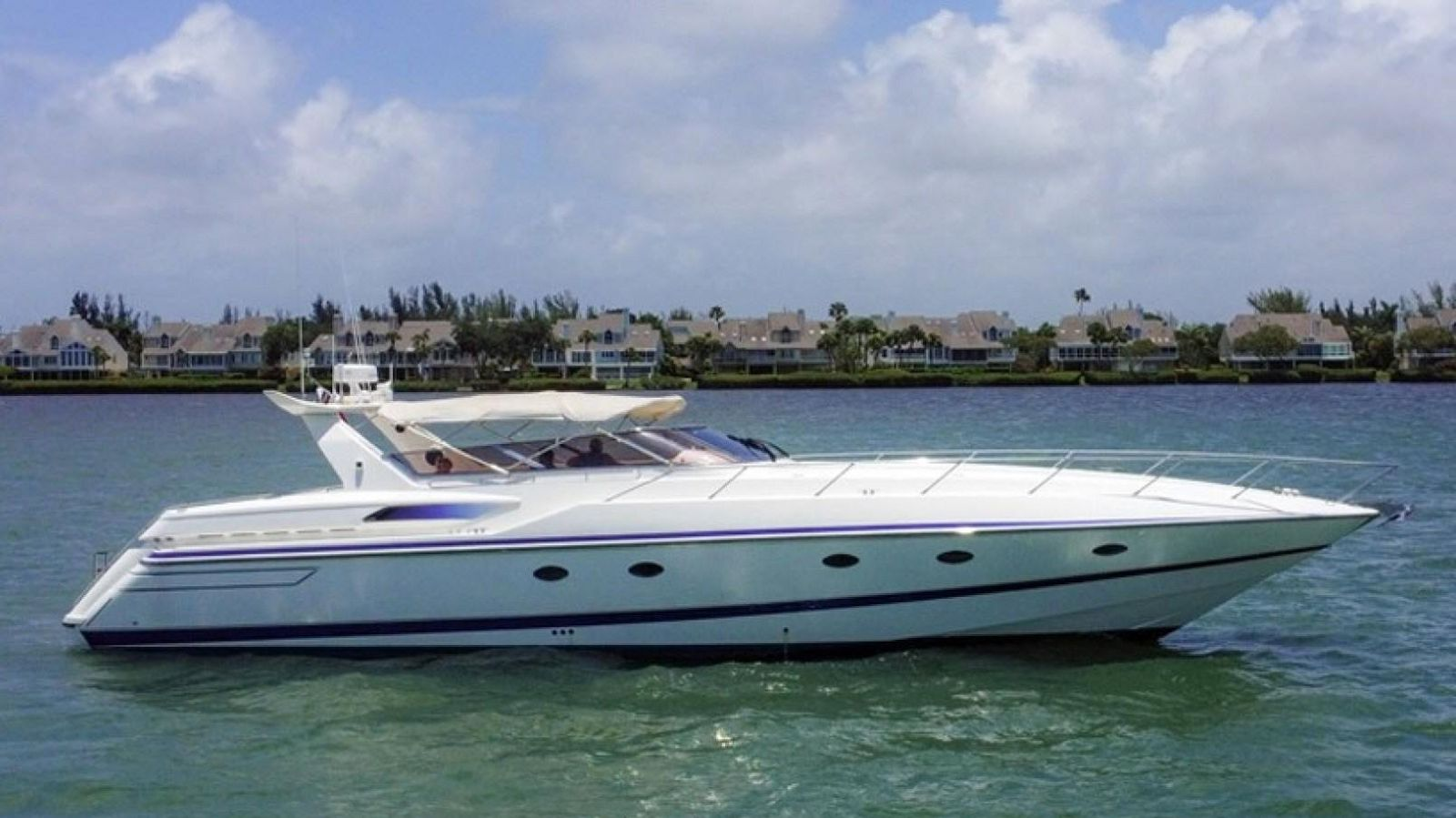 sunseeker 60 renegade yacht for sale