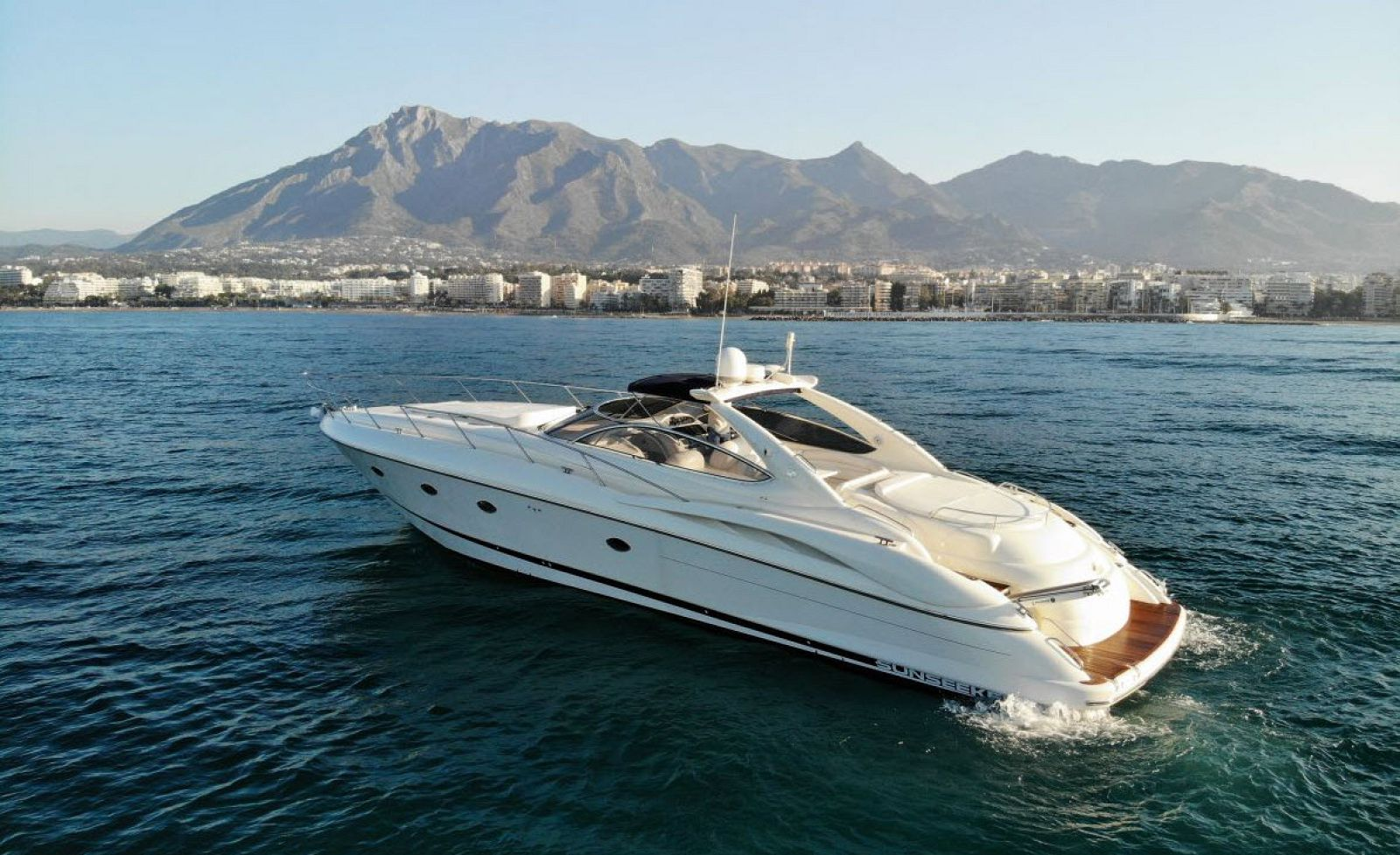 sunseeker predator 58 yacht