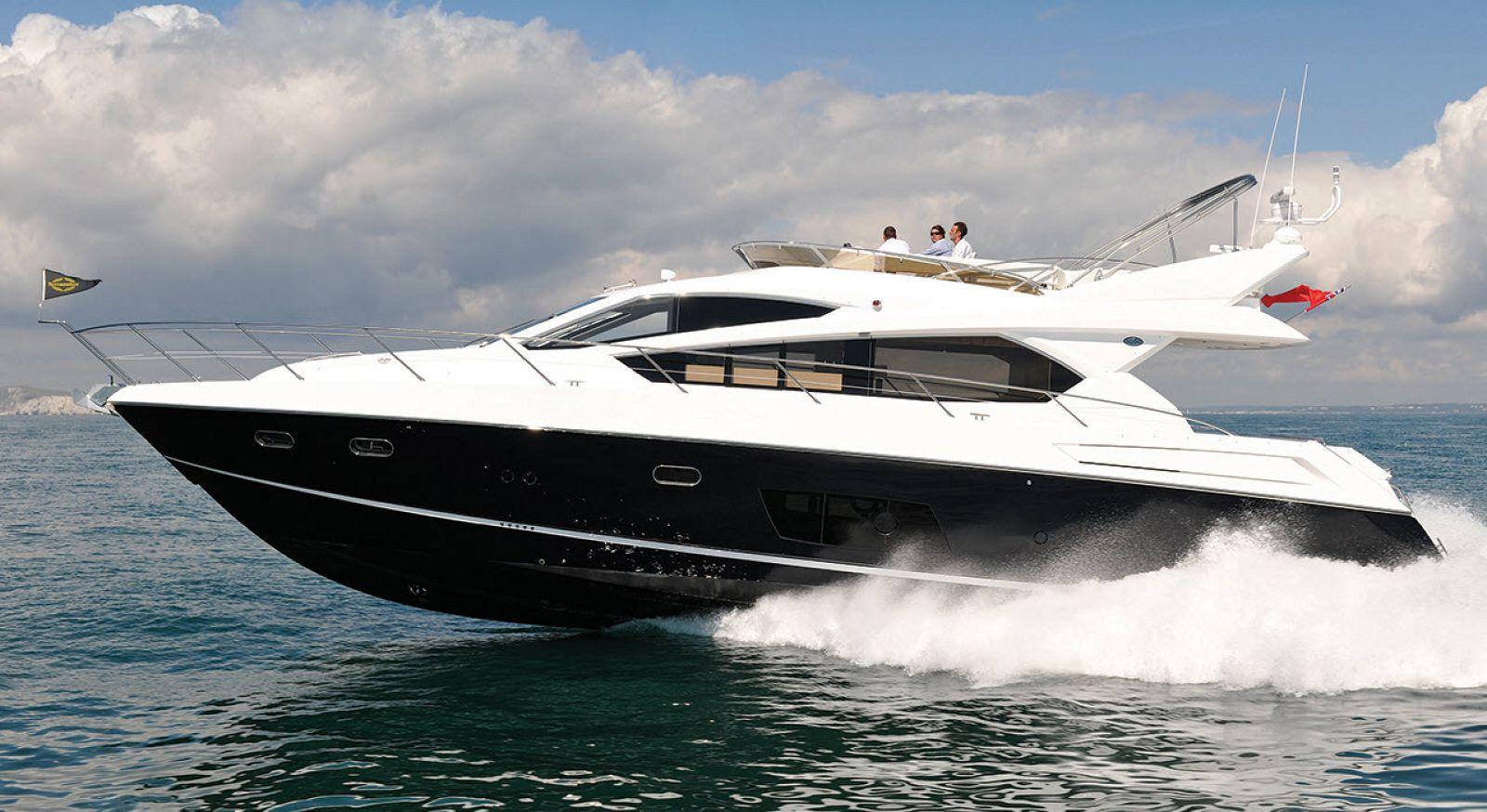Sunseeker 63 manhattan yacht for sale