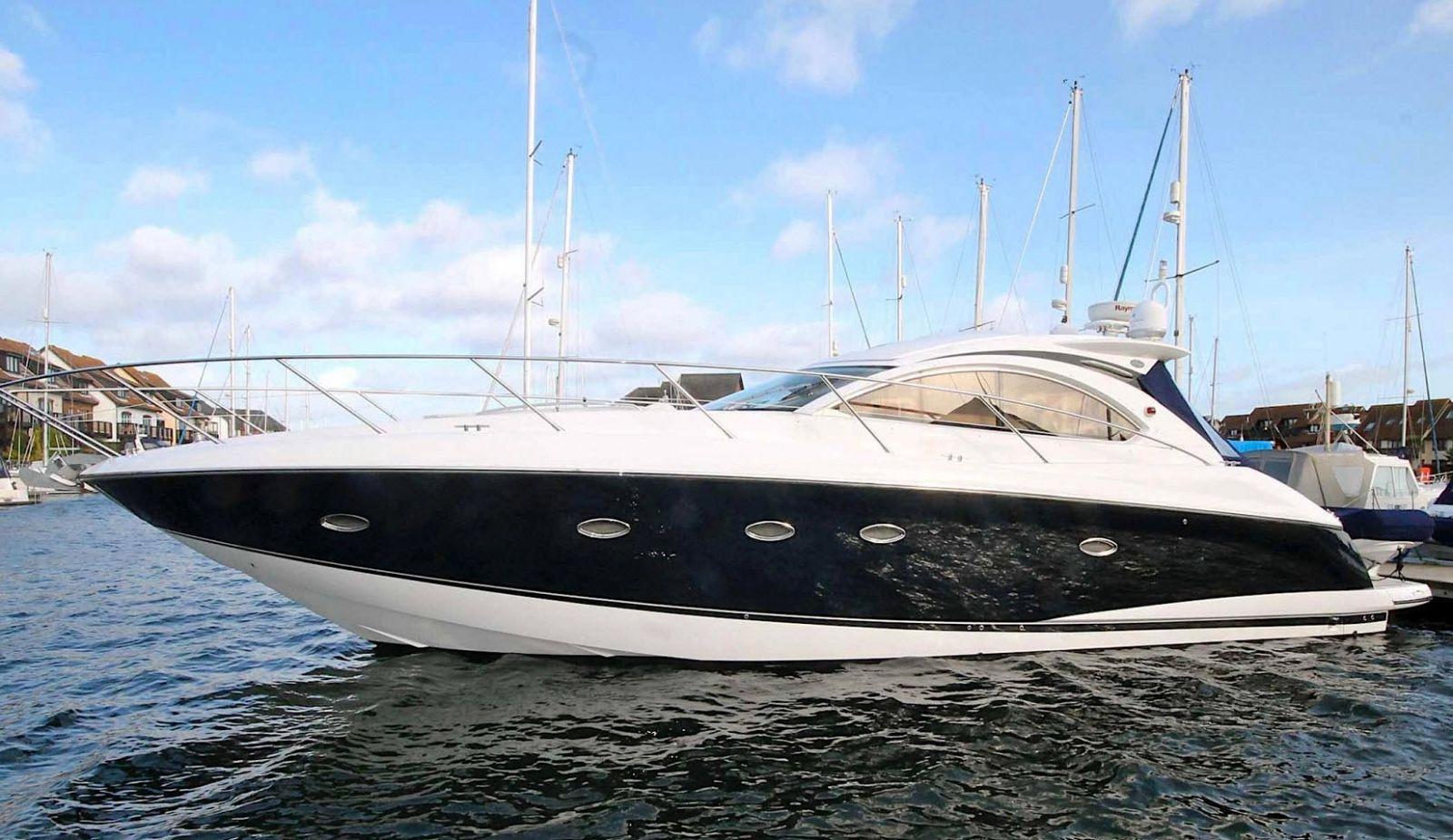 sunseeker 47 portofino yacht