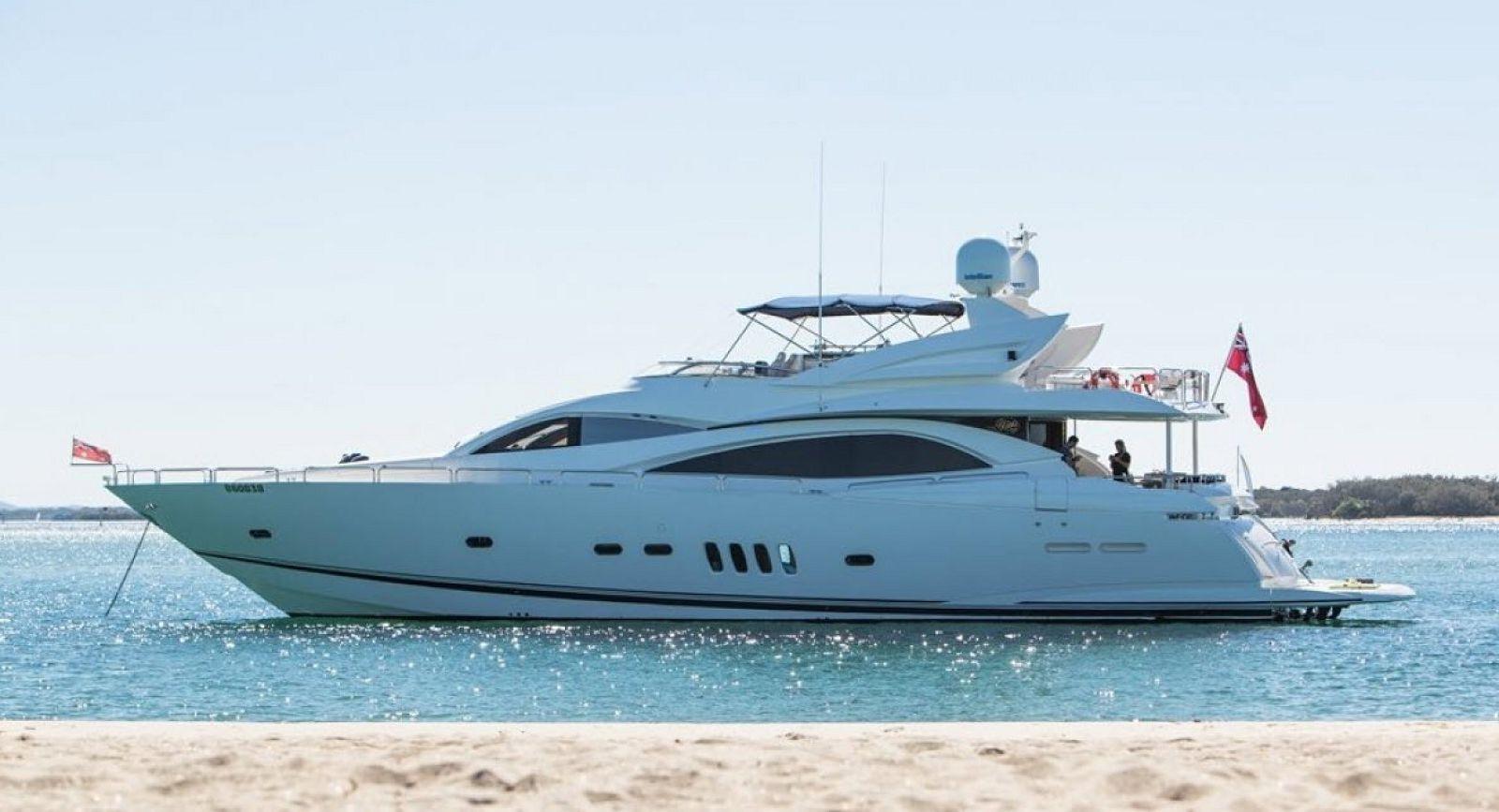 sunseeker 94 manhattan yacht for sale