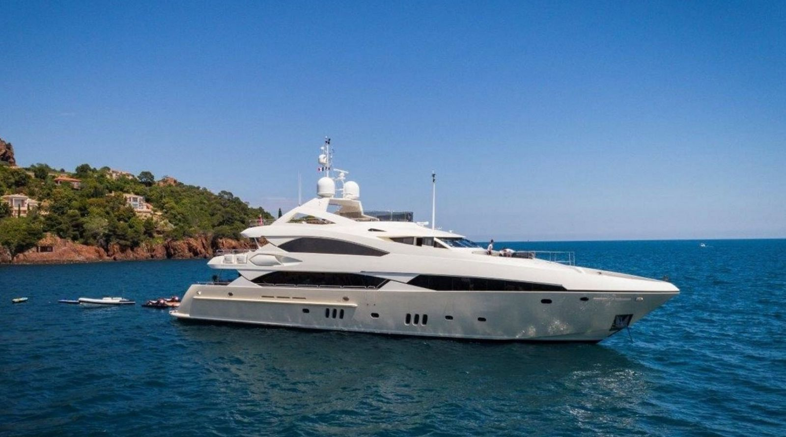sunseeker 37m yacht for sale