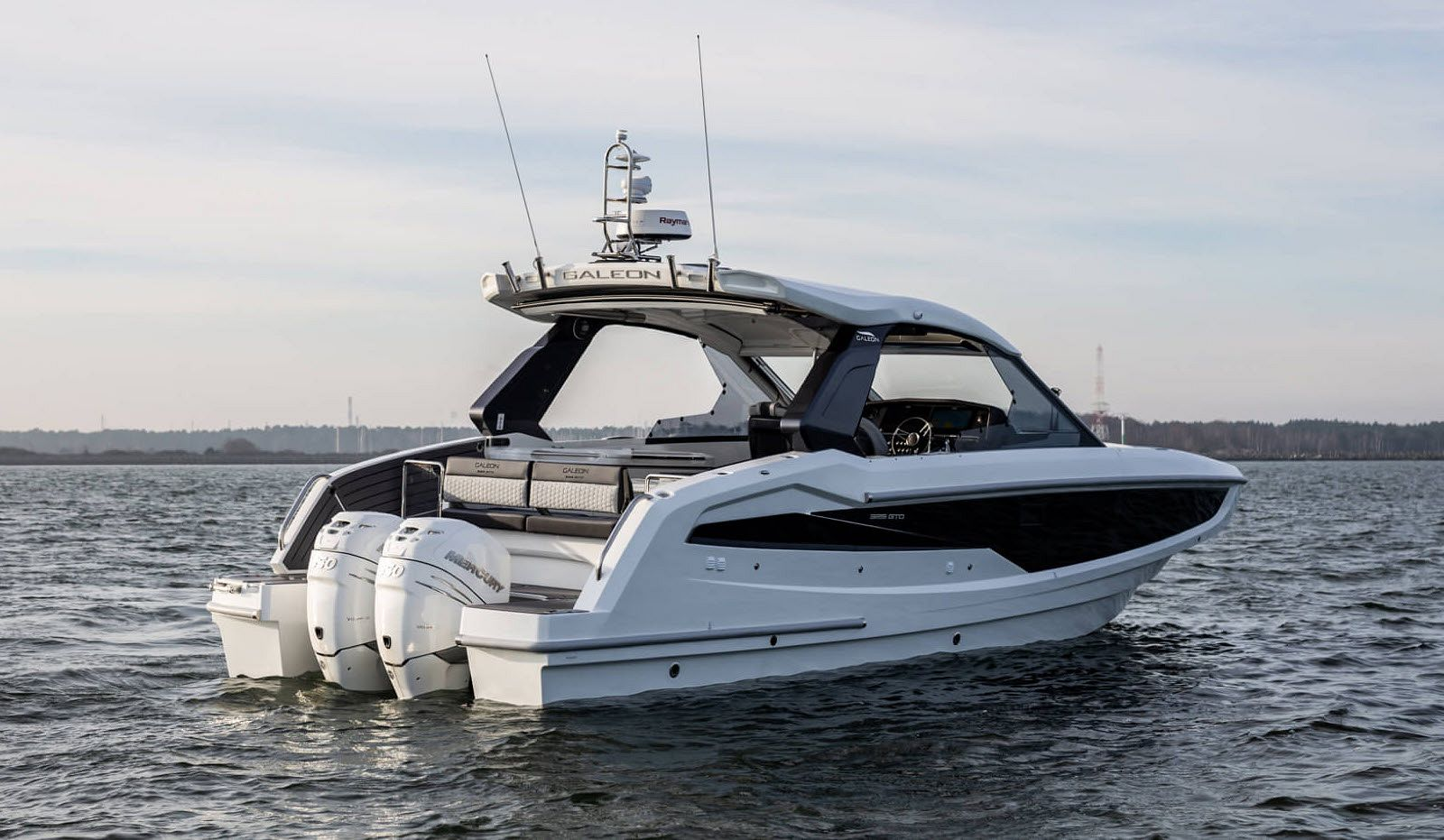 galeon 325 gto yacht for sale