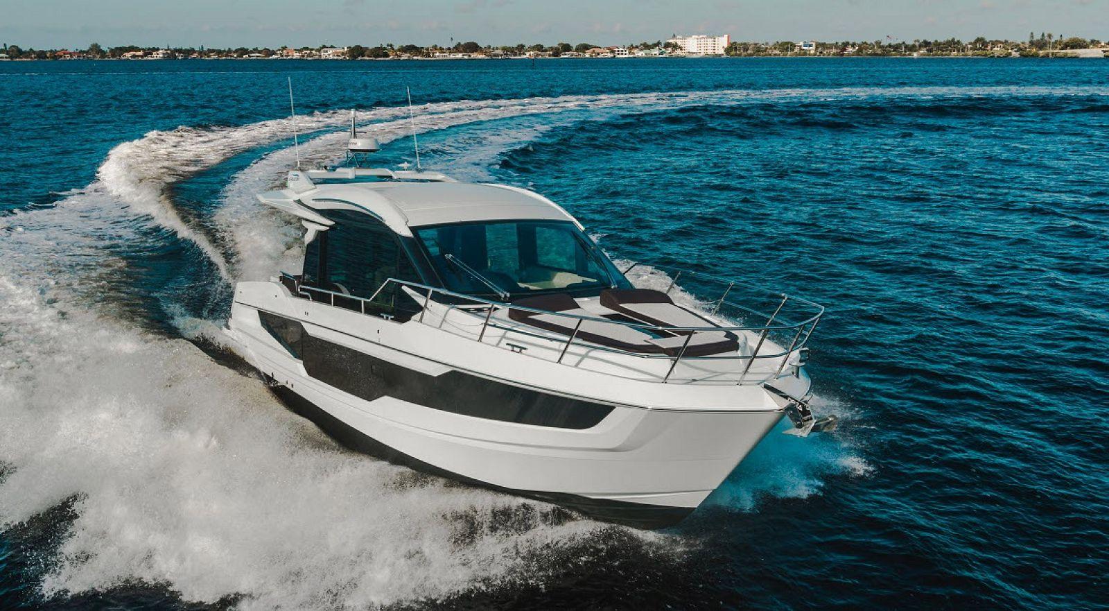 galeon 410 htc yacht