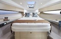 Princess Yachts V40 Master Cabin