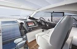 Princess Yachts V40 Helm Station