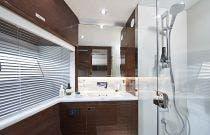 Port Cabin interior bath
