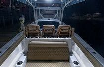 Center-Console Seating