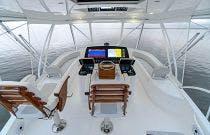 Flybridge - Viking Yachts 54C