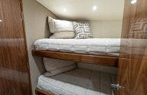 Over and under bunks