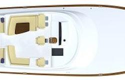 Viking 54 Open Main Deck Layout
