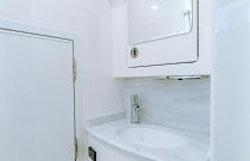 Valhalla v46 bathroom sink