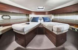 VIP suite with beds separate