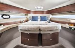 VIp suite with beds together