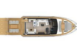 Main Deck Layout - Absolute 60