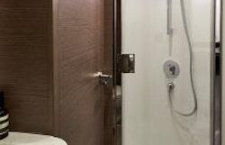 additional shower - princess y72