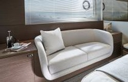 Reading area in master stateroom