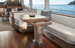 dining table folded