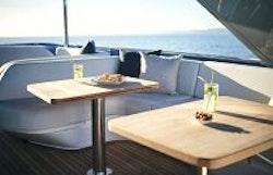 Flybridge Dining Table