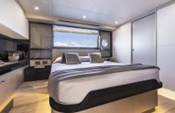 VIP stateroom with window